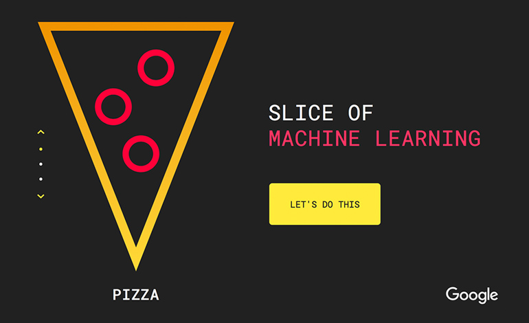 Slice of Machine Learning