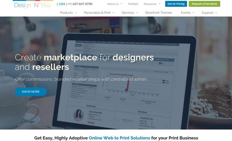 Design N Buy- CSSLight