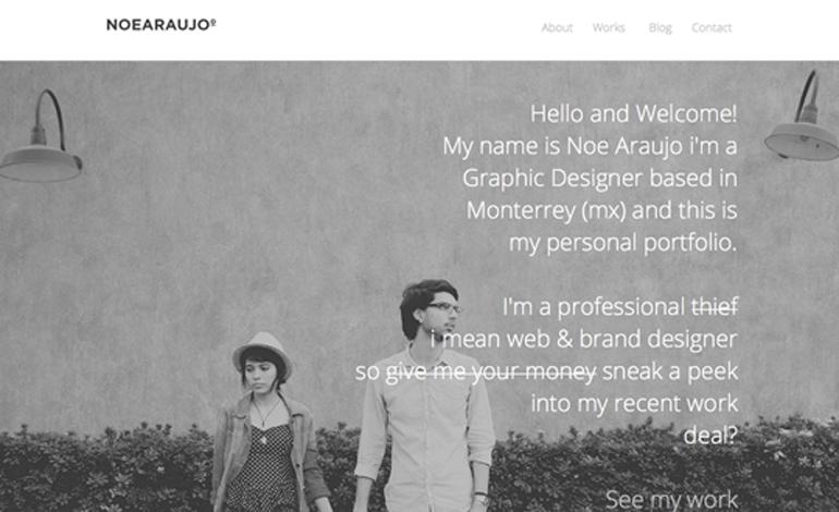 Noearaujoº Graphic Designer