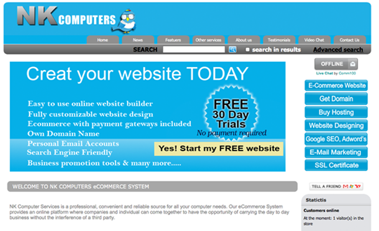 NK Computer Servcies Pty Ltd