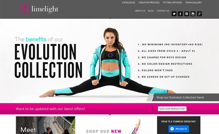 f3e6b5d97 Limelight Teamwear- CSSLight