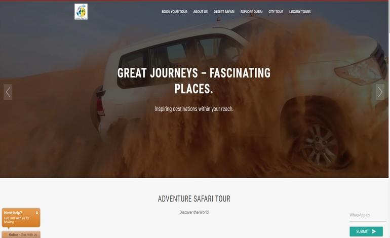Adventure Safari Tour