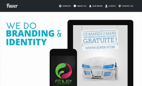 Faver - Agence de communication, publicité et marketing