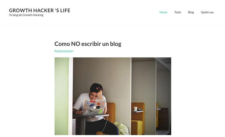 Growth Hacker Life