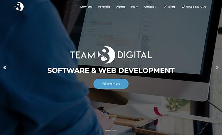 Team 8 Digital