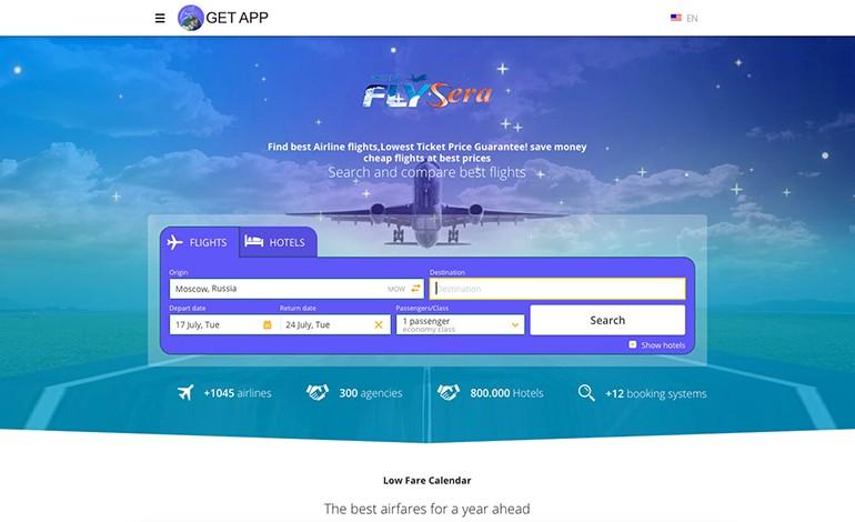 Flysera Booking