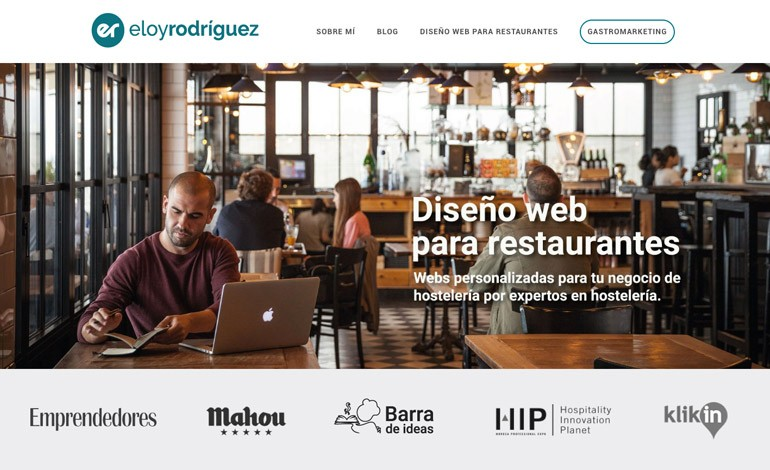 Eloy Rodriguez Marketing Gastronomico