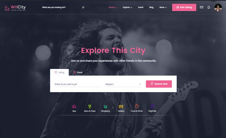Wilcity Directory Listing