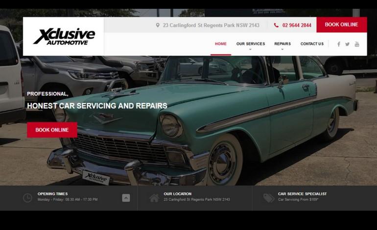 Xclusive Automotive