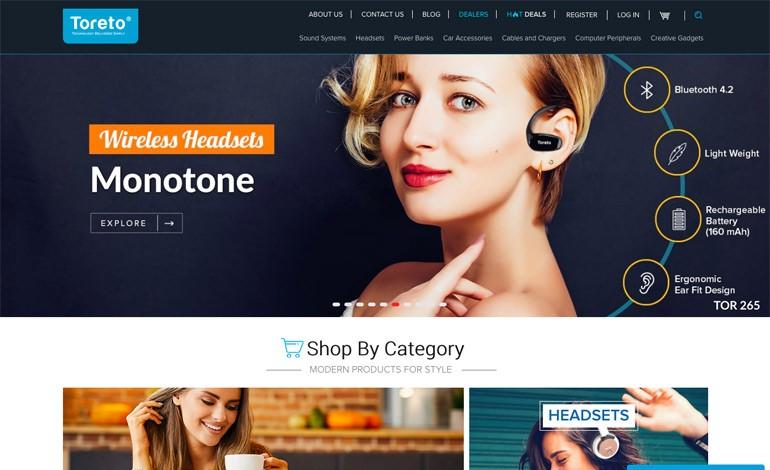 Toreto Retail Pvt Ltd
