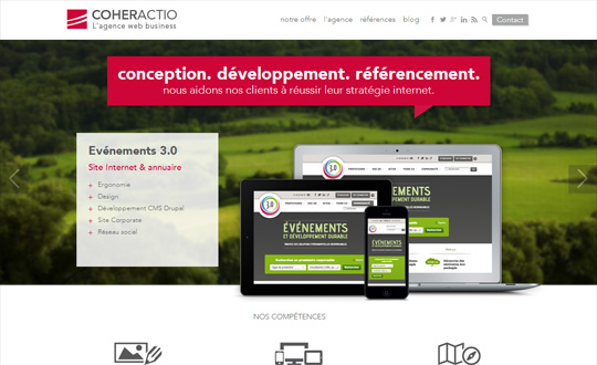 Agence Web Coheractio