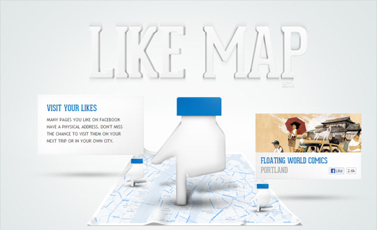 LikeMap