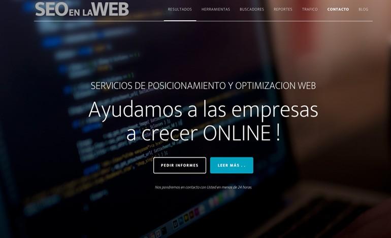 SEO en la WEB