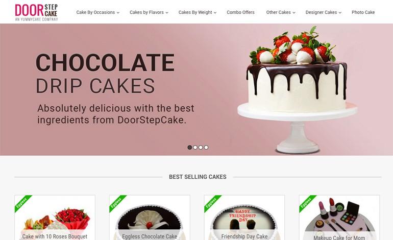 Doorstep Cake