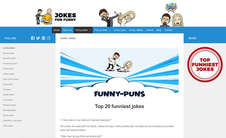 Jokes For Funny