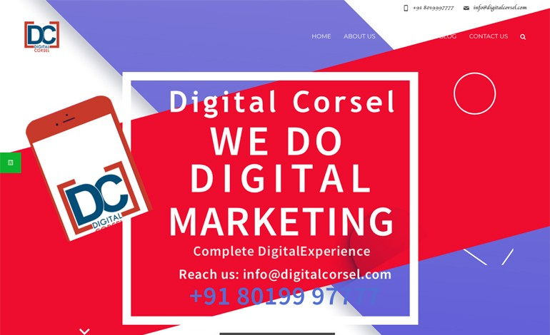 Digitalcorsel