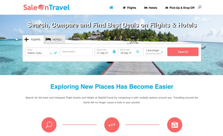 Sale On Travel