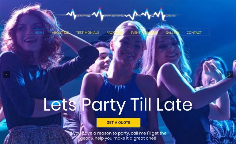 Auckland DJ Wedding & Party DJ Hire
