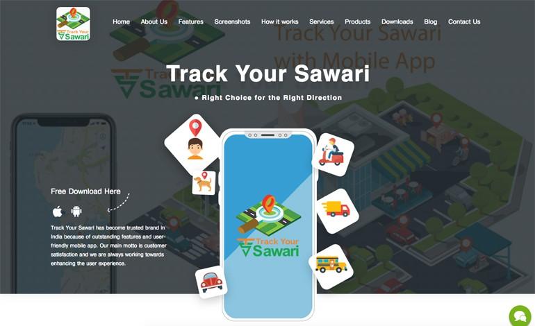 Track Your Sawari