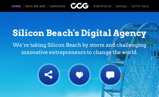 CCG A Digital Creative Agency