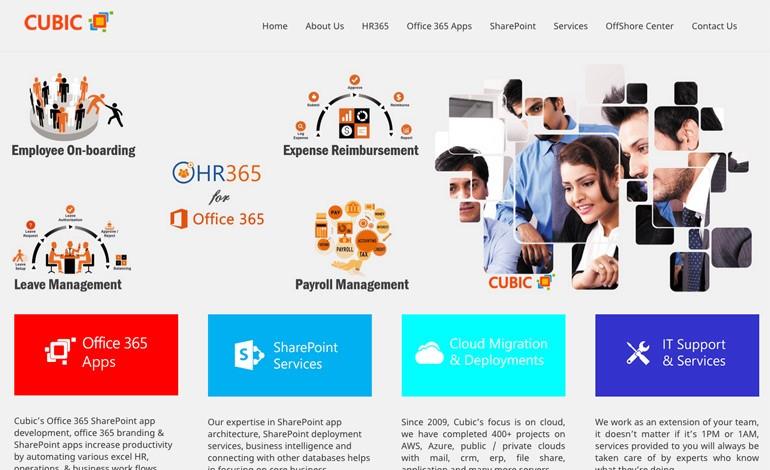 Cubiclogics India Pvt Ltd