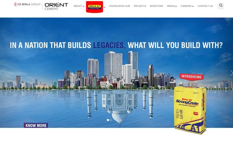 Orient Cement