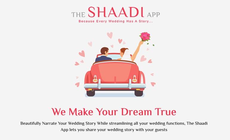 The Shaadi App