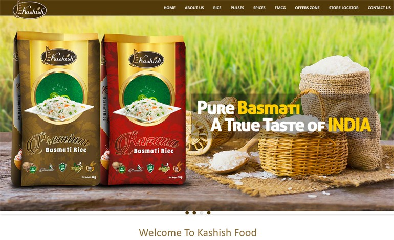 Kashish food