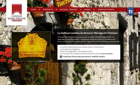 Caveau Saint Vincent