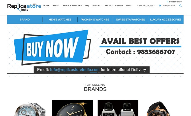 Replica Store India