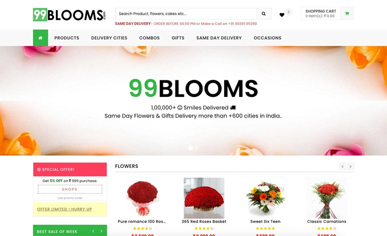 99blooms
