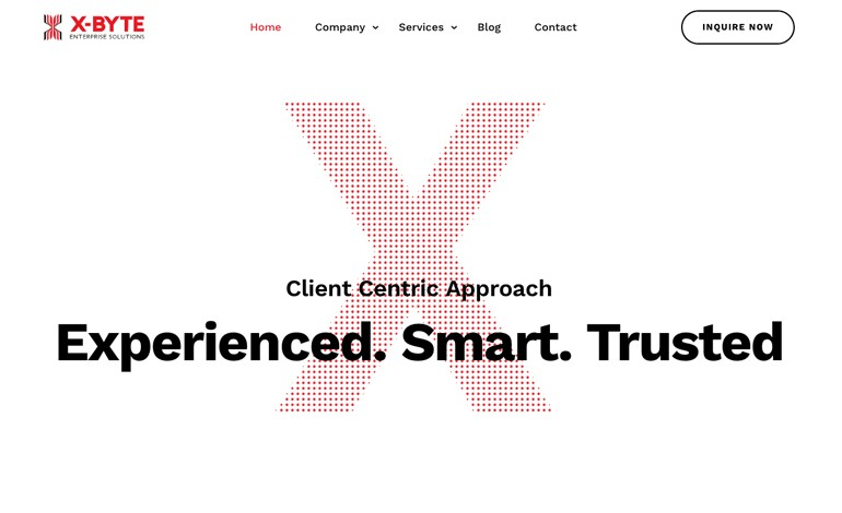 X Byte Enterprise Solutions