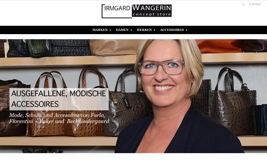 Irmgard Wangerin - Concept Store