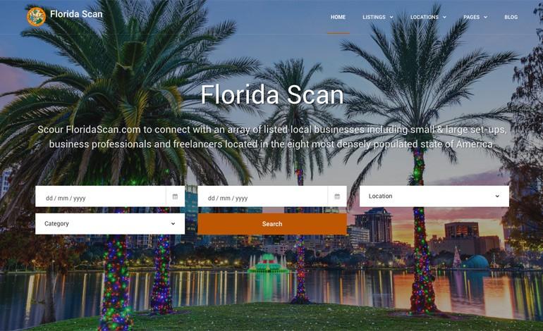 Florida Scan