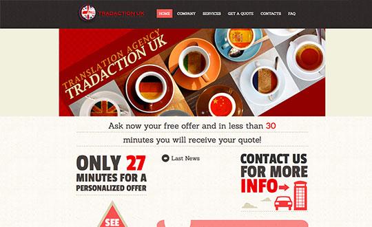 Tradaction UK
