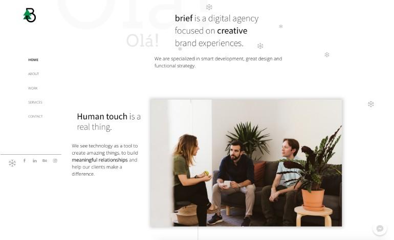 Brief Creatives Digital Agency