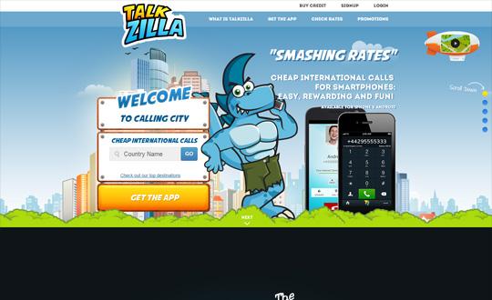 Talkzilla Smashing Rates for International Calls
