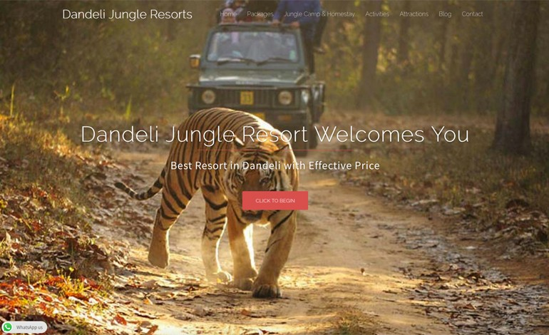 Dandeli Jungle Resorts