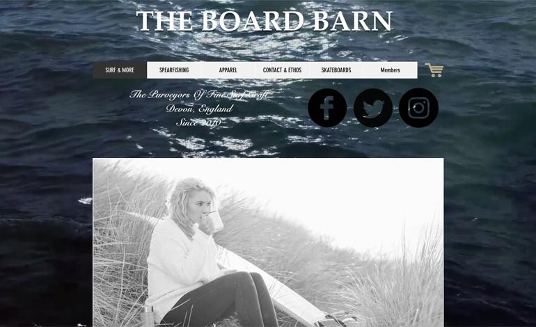 The Board Barn