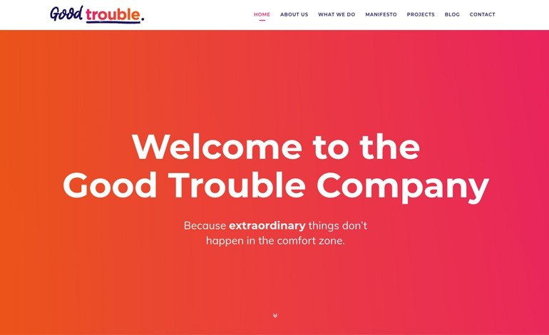 The Good Trouble Company