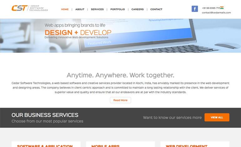 Cedar Software Technologies