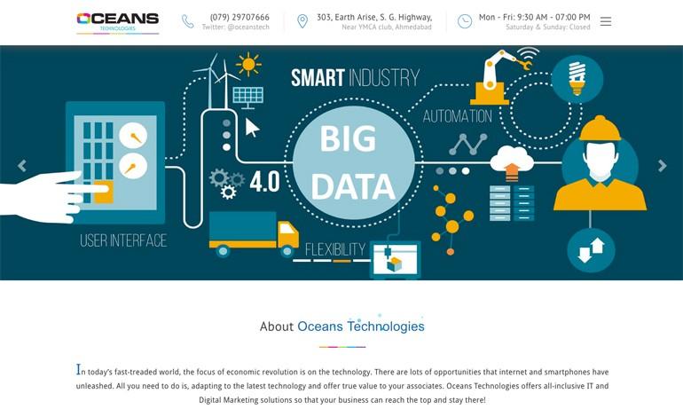 Oceans Technologies