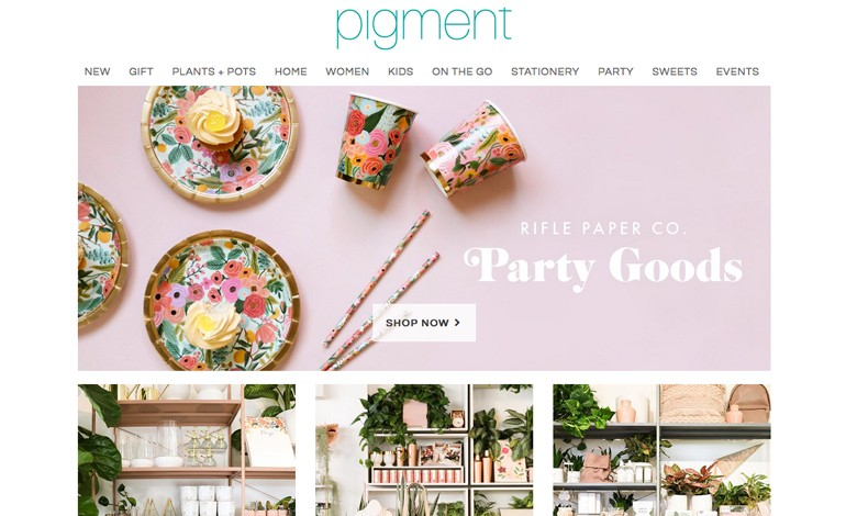 Shop Pigment