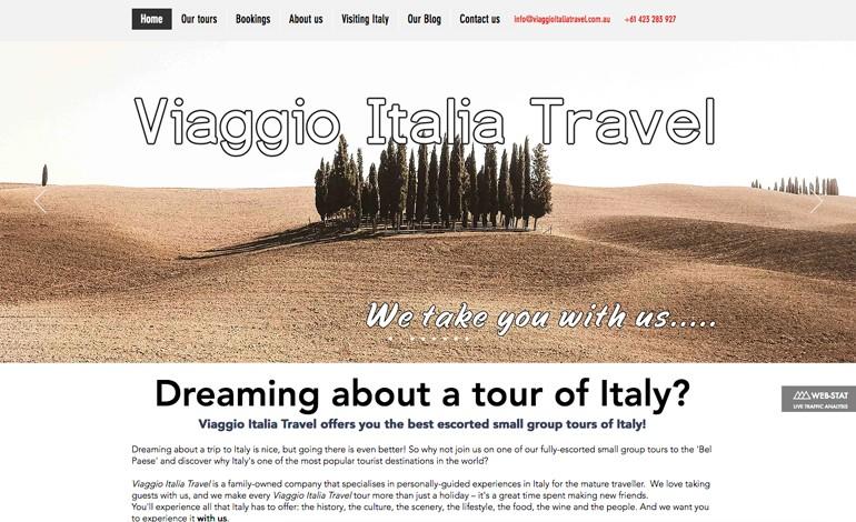 Viaggio Italia Travel