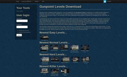 GunPointLevels.net
