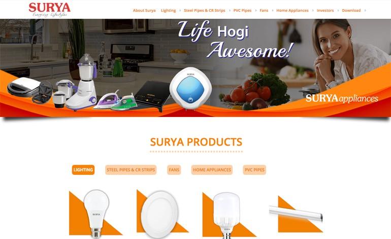 Surya Lights Appliances