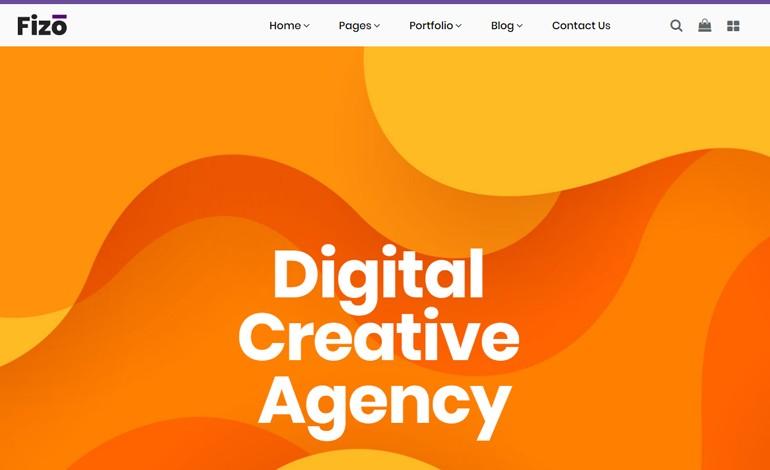 Fizo Creative MultiPurpose HTML5 Template
