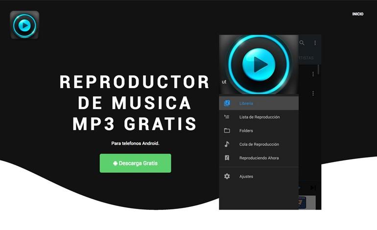 Reproductor de musica mp3