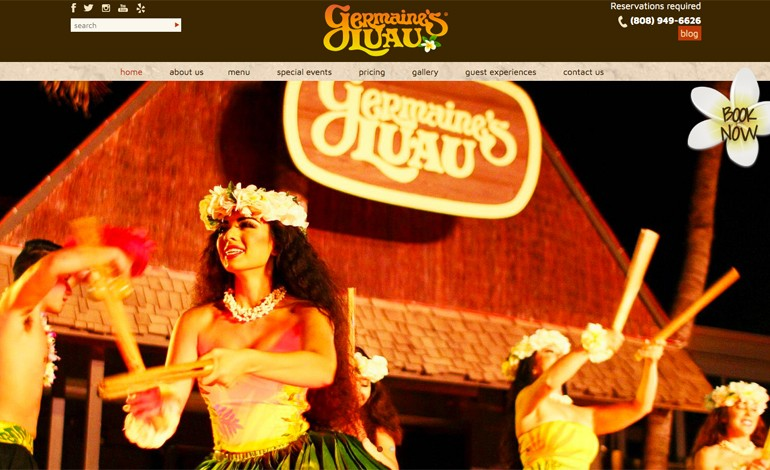 Germaines Luau
