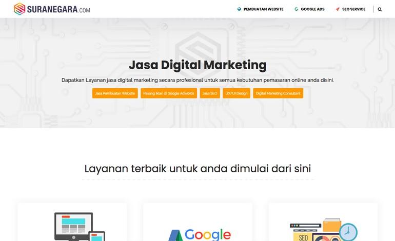 Suranegara Digital Marketing